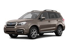 New 2018 Subaru Forester 2.5i Touring with Eyesight + Nav + Starlink SUV for sale in Parkersburg, WV