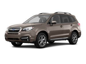 2018 Subaru Forester 2.5i Touring with Eyesight + Nav + Starlink