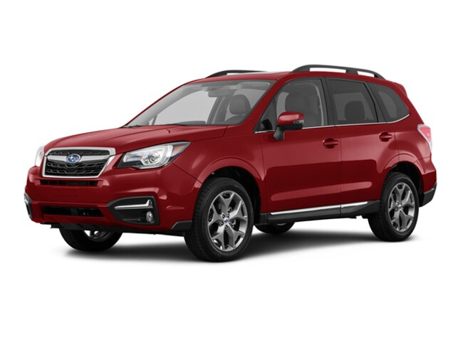 New 2018 Subaru Forester 2.5i Touring with Starlink SUV Carrollton, OH