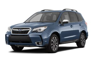 2018 Subaru Forester 2.5i Touring 50th Anniversary Edition