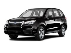 New 2018 Subaru Forester 2.5i with Alloy Wheel Package SUV JF2SJABC7JH550268 in Queensbury