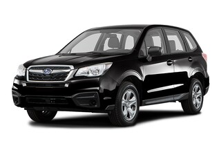 New 2018 Subaru Forester 2.5i with Alloy Wheel Package SUV JF2SJABC3JH514822 S80809 in Doylestown