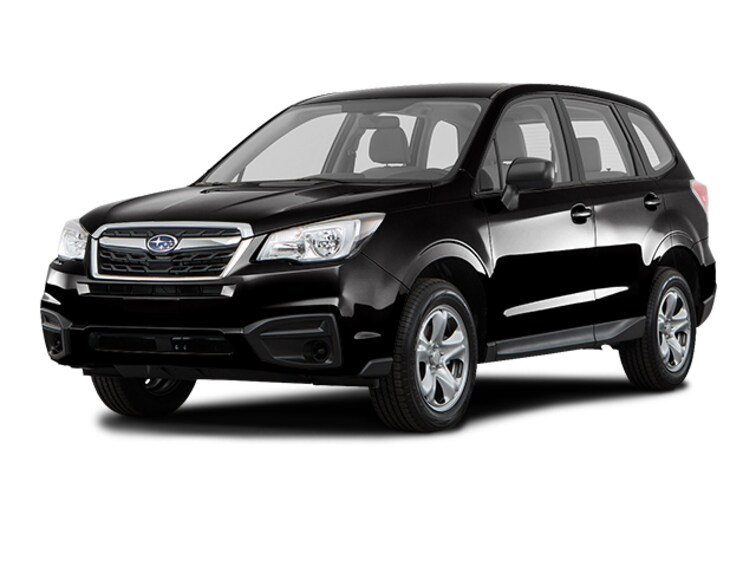 Certified Pre-Owned 2018 Subaru Forester 2.5i SUV for sale in the Bronx, NY