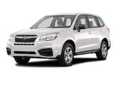 New 2018 Subaru Forester 2.5i SUV JF2SJAAC0JH410595 for sale on Long Island at Riverhead Bay Subaru
