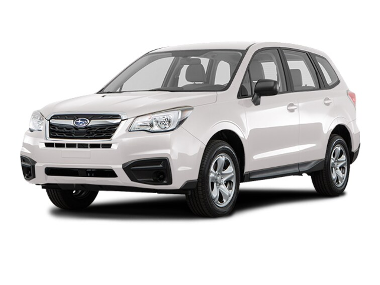New 2018 Subaru Forester 2.5i with Alloy Wheel Package SUV for sale in Doylestown, PA at Fred Beans Subaru