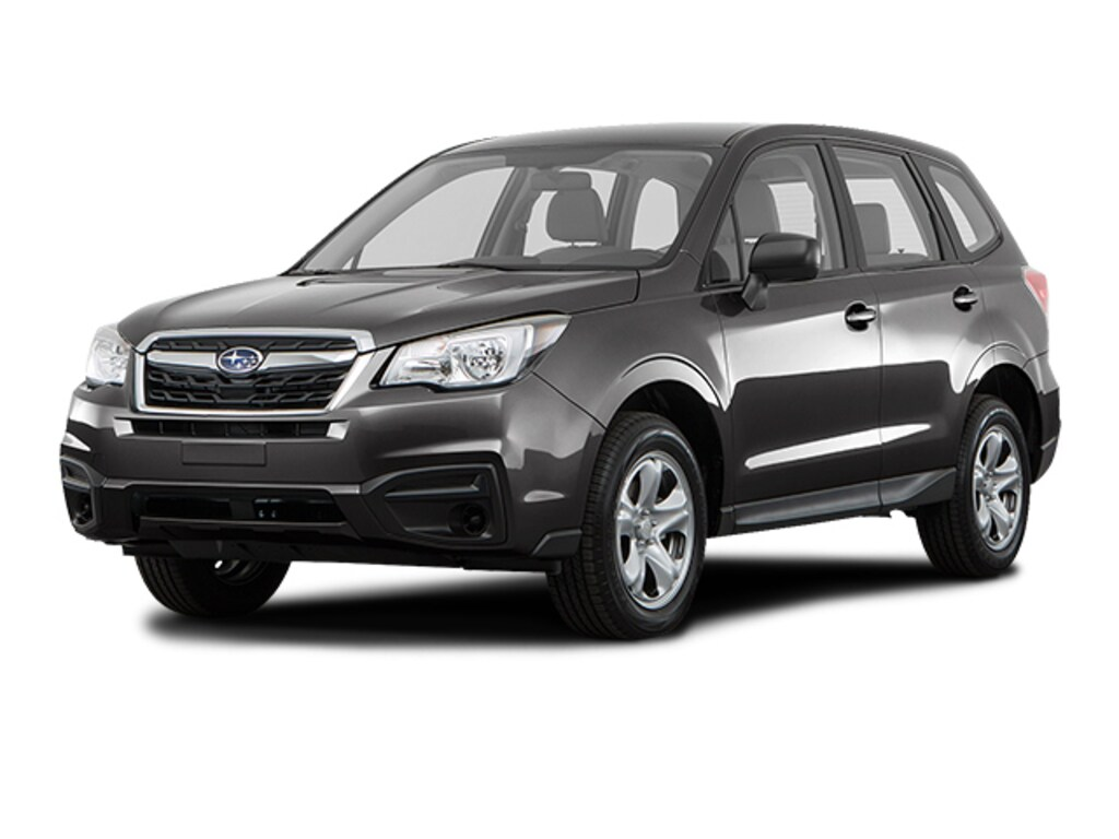 Used 2018 Subaru Forester 2 5i For Sale in Cape May County, NJ | VIN:  JF2SJABC4JH497139