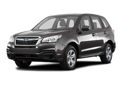 New 2018 Subaru Forester 2.5i with Alloy Wheel Package SUV in Somersworth, NH