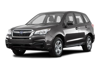 New 2018 Subaru Forester 2.5i with Alloy Wheel Package SUV JF2SJABC4JH607607 S81191 in Doylestown