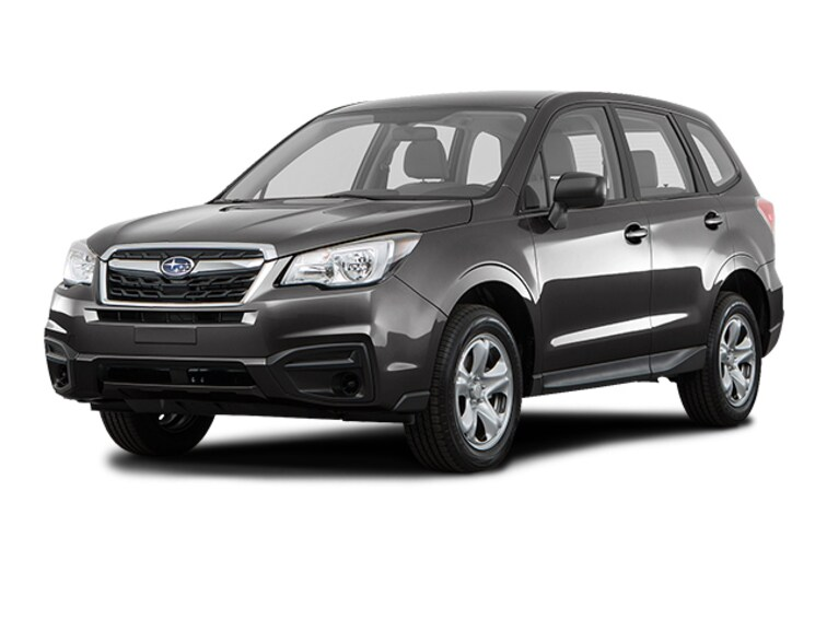 New 2018 Subaru Forester 2.5i with Alloy Wheel Package SUV For Sale Parkersburg, WV