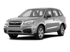 2018 Subaru Forester 2.5i with Alloy Wheel Package SUV JF2SJABCXJH603187