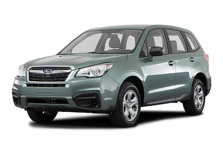 Used 2018 Subaru Forester 2.5i AWD 2.5i  Wagon CVT JF2SJABC3JH512603 for sale in Fayetteville, NC