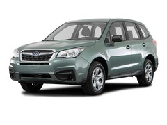 2018 Subaru Forester 2.5i with Alloy Wheel Package SUV JF2SJABC7JH603728
