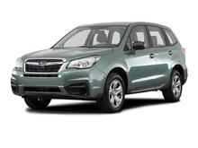2018 Subaru Forester 2.5i SUV