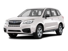 New 2018 Subaru Forester 2.5i SUV JF2SJAAC7JG483159 for sale on Long Island at Riverhead Bay Subaru