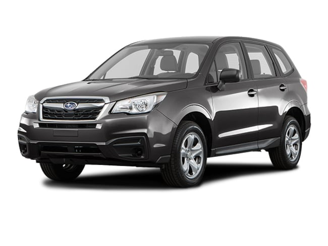 New 2018 Subaru Forester 2.5i 6MT SUV in Bangor