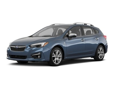 2018 Subaru Impreza 2.0i Limited 5dr 50th Anniversary Edition 5-door