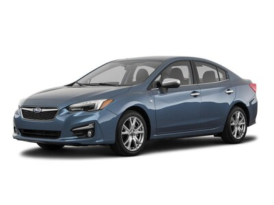 2018 Subaru Impreza 2.0i Limited 50th Anniversary Edition Sedan B5280