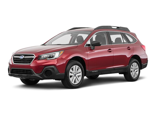 New 2018 Subaru Outback 2.5i SUV Branford CT