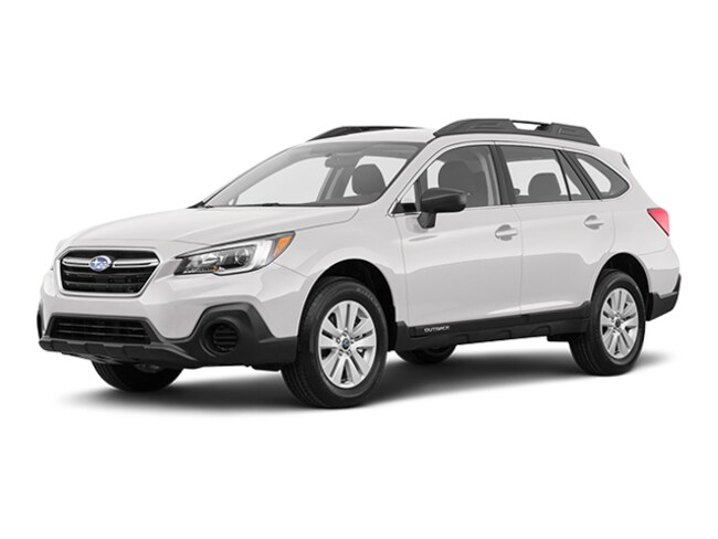 New 2018 Subaru Outback 2.5i SUV in Somerset, NJ
