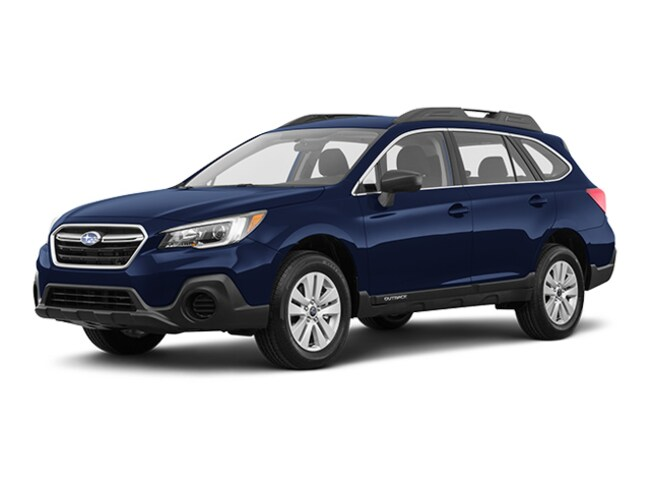 New 2018 Subaru Outback 2.5i SUV in Danbury
