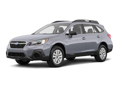 New 2018 Subaru Outback 2.5i SUV in Potsdam