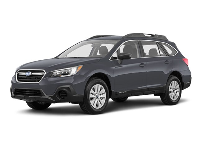 New 2018 Subaru Outback 2.5i SUV for sale in Ogden, UT at Young Subaru