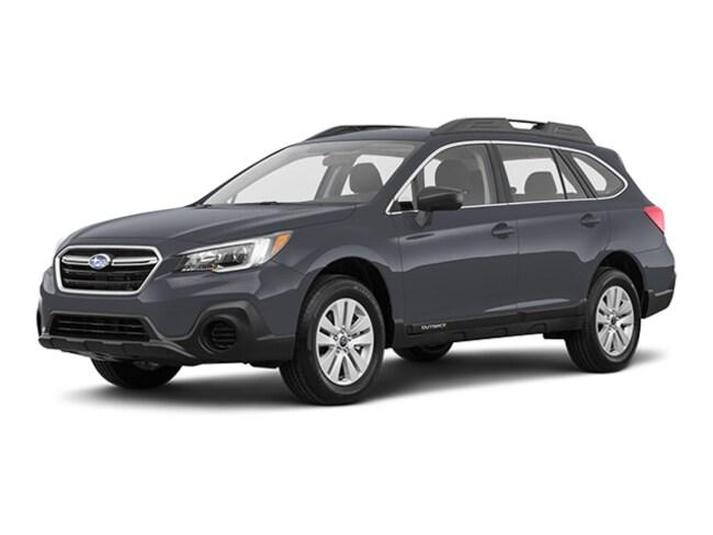 New 2018 Subaru Outback 2.5i SUV in Marysville, WA