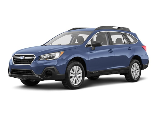 New 2018 Subaru Outback 2.5i SUV in Cortland