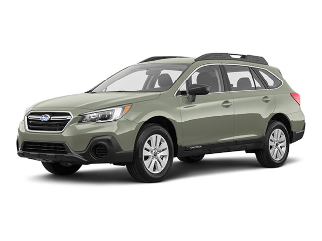 New 2018 Subaru Outback 2.5i SUV in Marysville, WA