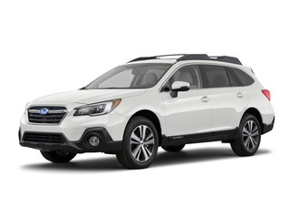 New 2018 Subaru Outback 2.5i Limited with EyeSight, Navigation, High Beam Assist, Reverse Auto Braking, LED Headlights, Steering Responsive Headlights, and Starlink SUV near Concord & Manchester, NH
