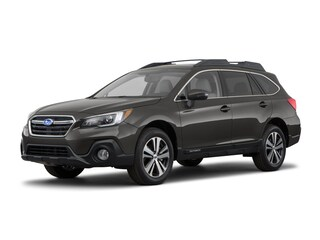 New 2018 Subaru Outback 2.5i Limited with EyeSight, Navigation, High Beam Assist, Reverse Auto Braking, LED Headlights, Steering Responsive Headlights, and Starlink SUV 4S4BSANC4J3346804 in Orlando FL