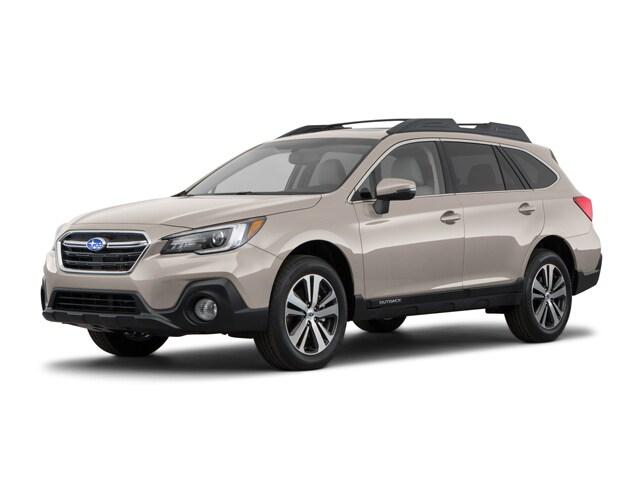 New 2018 Subaru Outback 2.5i Limited with EyeSight, Navigation, High Beam SUV Oregon City, OR