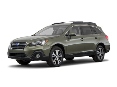 2018 Subaru Outback 2.5i Limited with EyeSight, Navigation, High Beam Assist, Reverse Auto Braking, LED Headlights, Steering Responsive Headlights, and Starlink SUV
