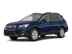 2018 Subaru Outback 2.5i Premium with EyeSight, Blind Spot Detection, Rear Cross Traffic Alert, Power Rear Gate, High Beam Assist, and Starlink SUV near Boston, MA