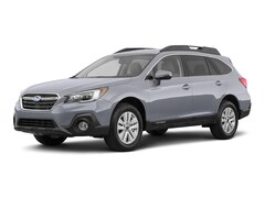 2018 Subaru Outback 2.5i Premium with EyeSight, Blind Spot Detection, Rear Cross Traffic Alert, Power Rear Gate, High Beam Assist, and Starlink SUV near Boston, MA
