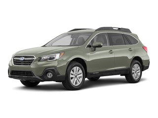 2018 Subaru Outback 2.5i Premium with EyeSight, Blind Spot Detection, SUV 4S4BSAFC5J3325748