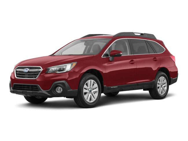 New 2018 Subaru Outback 2.5i Premium with EyeSight, Blind Spot Detection, Rear Cross Traffic Alert, Power Rear Gate, High Beam Assist, Moonroof, Navigation, and Starlink SUV Englewood NJ