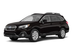 New 2018 Subaru Outback 2.5i Premium with EyeSight, Blind Spot Detection, Rear Cross Traffic Alert, Power Rear Gate, High Beam Assist, Moonroof, Navigation, and Starlink SUV 182680 For sale in Mequon, WI, near Milwaukee, WI