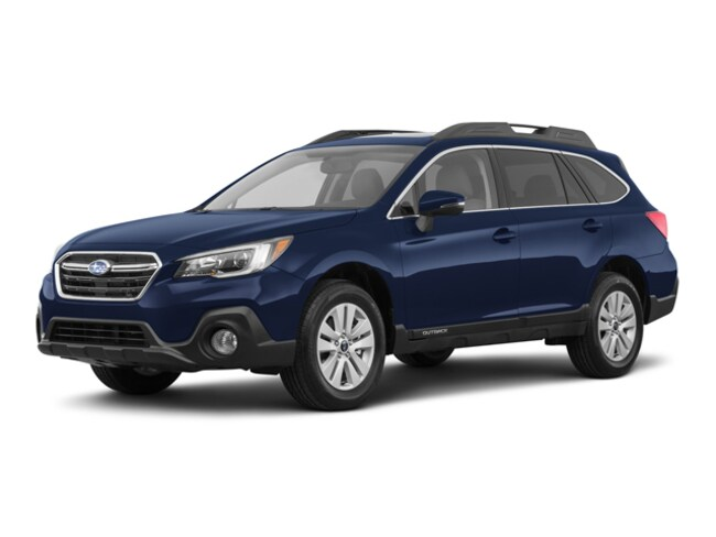 New 2018 Subaru Outback 2.5i Premium with EyeSight, Blind Spot Detection, Rear Cross Traffic Alert, Power Rear Gate, High Beam Assist, Moonroof, Navigation, and Starlink SUV Pasco, WA