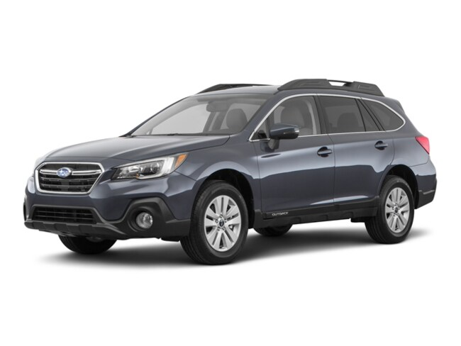 New 2018 Subaru Outback 2.5i Premium with EyeSight, Blind Spot Detection, Rear Cross Traffic Alert, Power Rear Gate, High Beam Assist, Moonroof, Navigation, and Starlink SUV in Bangor