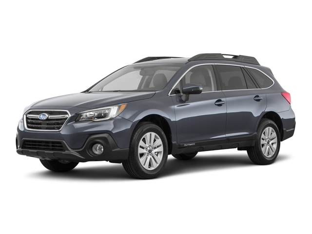 New 2018 Subaru Outback 2.5i Premium with EyeSight, Blind Spot Detection, Rear Cross Traffic Alert, Power Rear Gate, High Beam Assist, Moonroof, Navigation, and Starlink SUV for sale near Quakertown