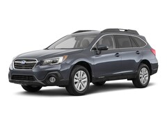New 2018 Subaru Outback 2.5i Premium with Moonroof, Power Rear Gate, and Starlink SUV in White Plains, NY