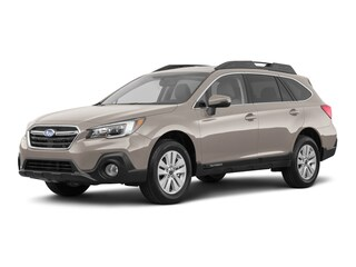 2018 Subaru Outback 2.5i Premium with Moonroof, Power Rear Gate, and Starlink SUV 4S4BSADC1J3331291