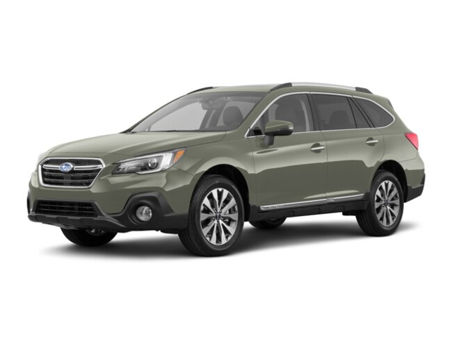 New 2018 Subaru Outback 2.5i Touring with Starlink SUV Carrollton, OH