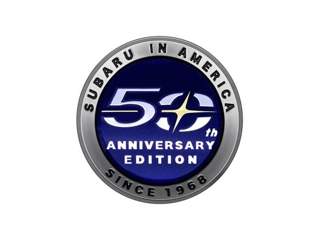 2018 Subaru WRX STI 50th Anniversary Edition Sedan