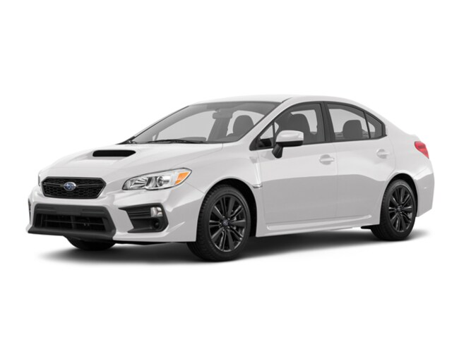 New 2018 Subaru WRX Sedan in Bennington, VT