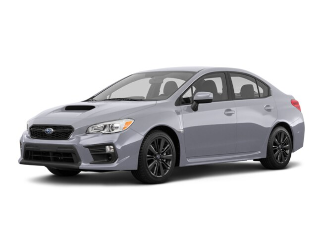 New 2018 Subaru WRX Sedan for sale near Danbury, Rye, Norwalk, & Greenwich.