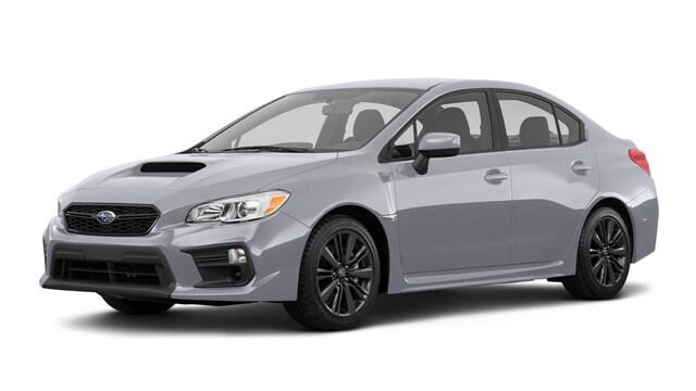 2018 Subaru WRX Sedan B5118