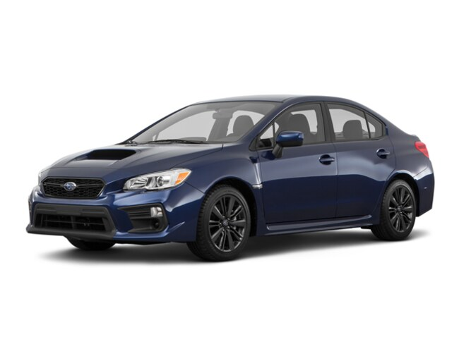 2018 Subaru WRX Sedan