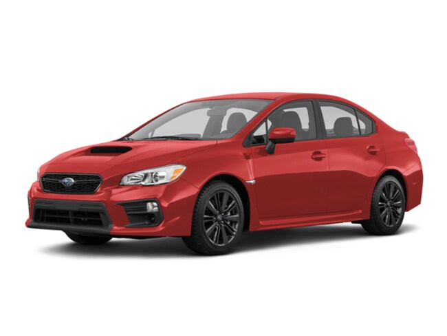 New 2018 Subaru WRX Sedan near Portland